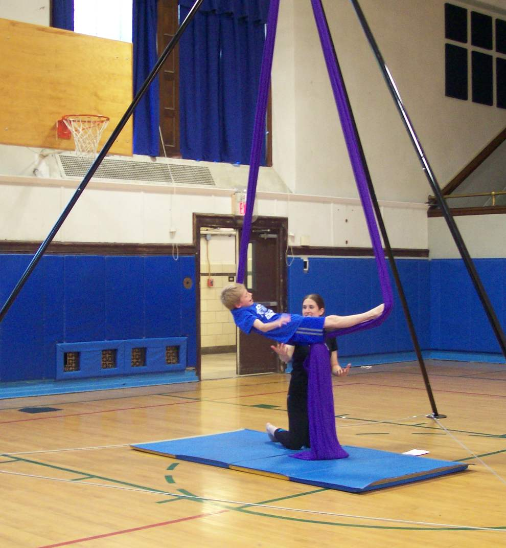 Haldane Fifth Grade Arts Aerialist 2
