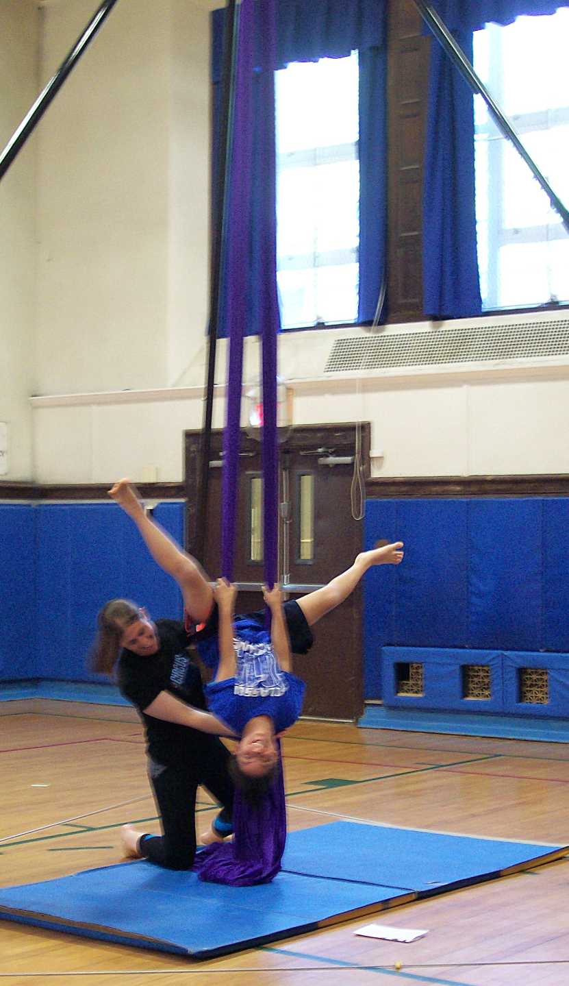 Haldane Fifth Grade Arts Aerialist 3