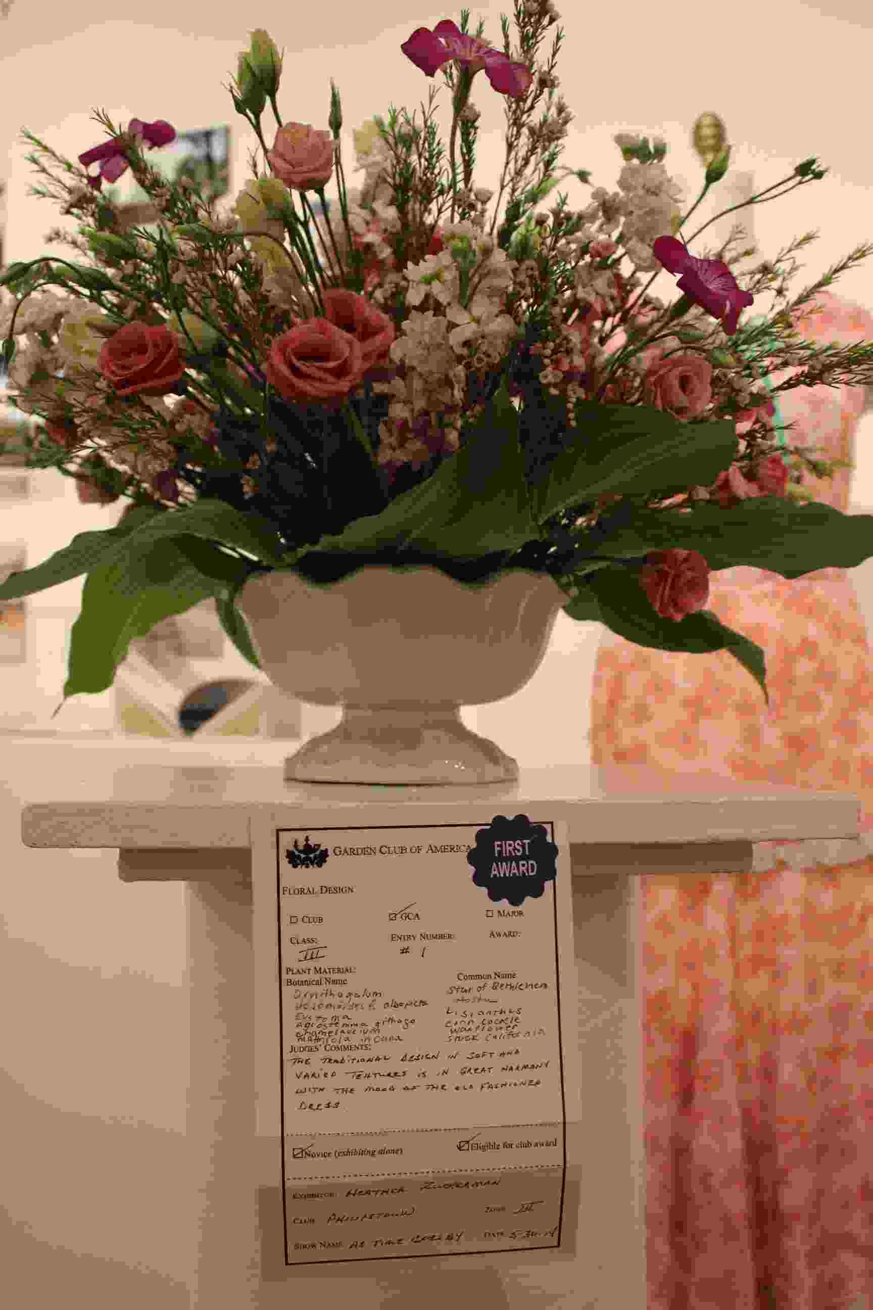Philipstown Garden Club Flower Show IMG_9979