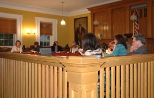 ThePutnamCountyLegislatureconvenes.(PhotobyL.S.Armstrong)