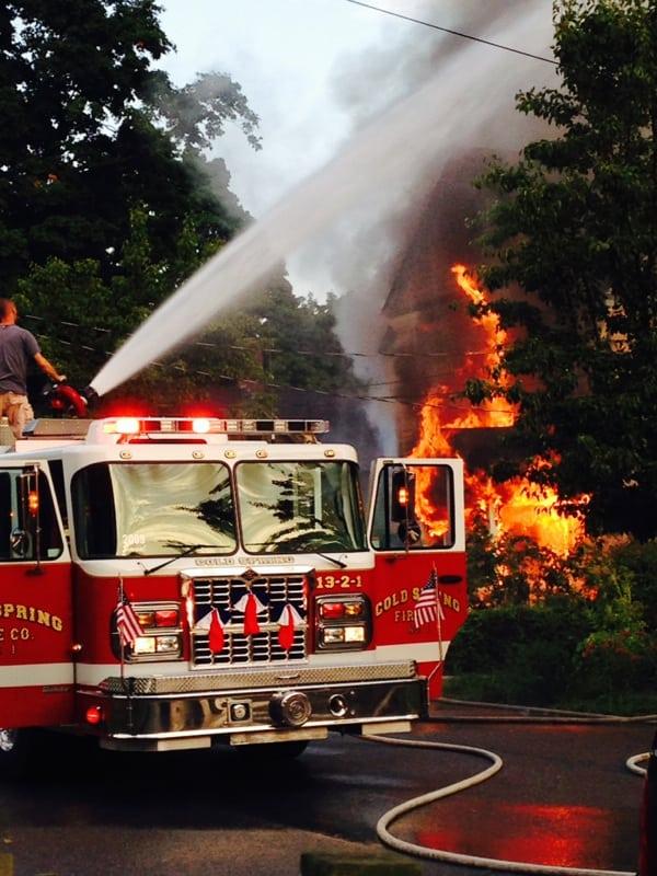 Fire on High Street 3