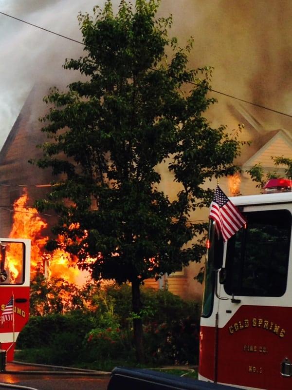 Fire on High Street 4