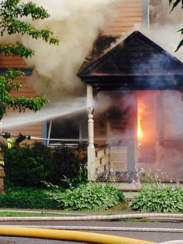 Fire on High Street 6