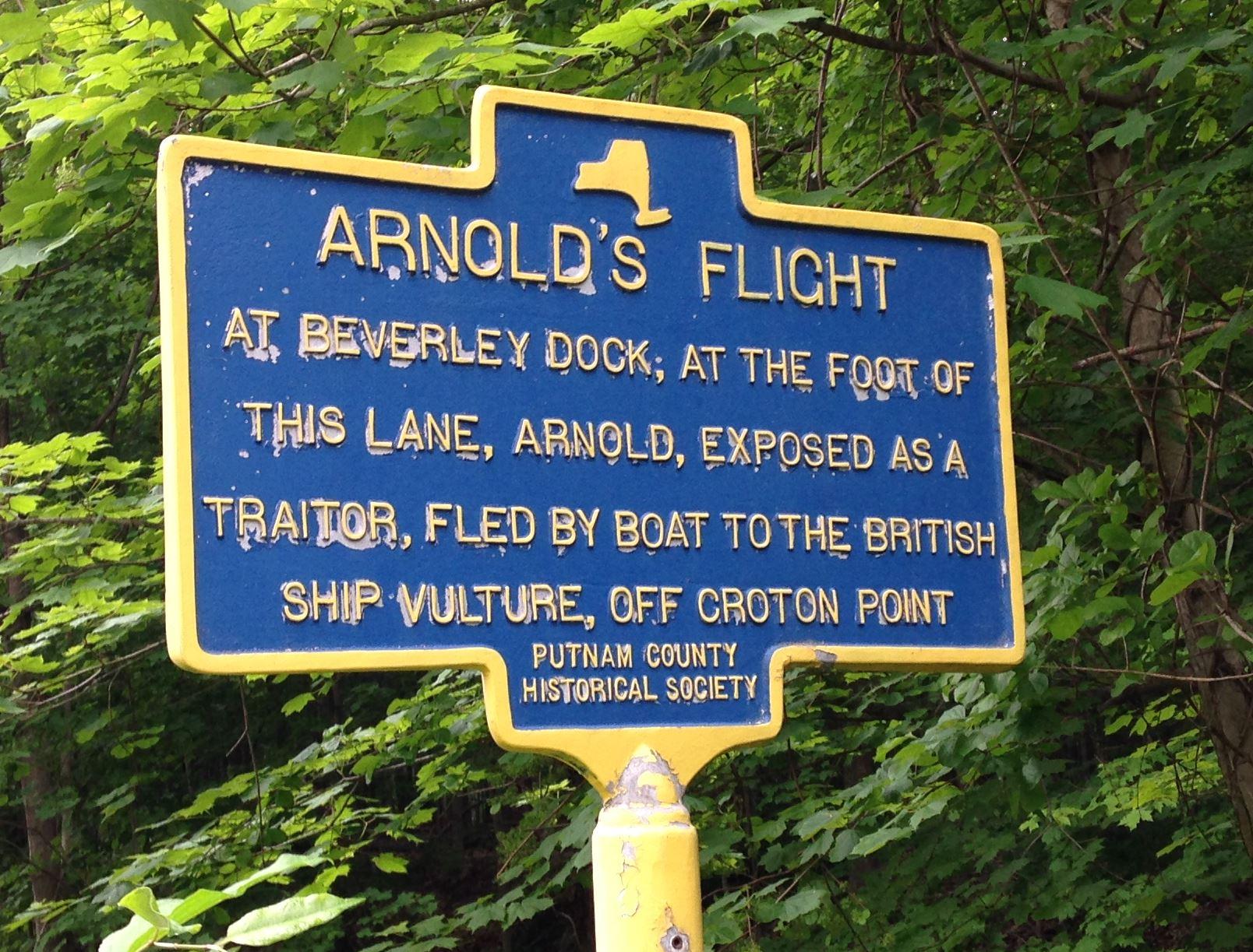 arnold flight