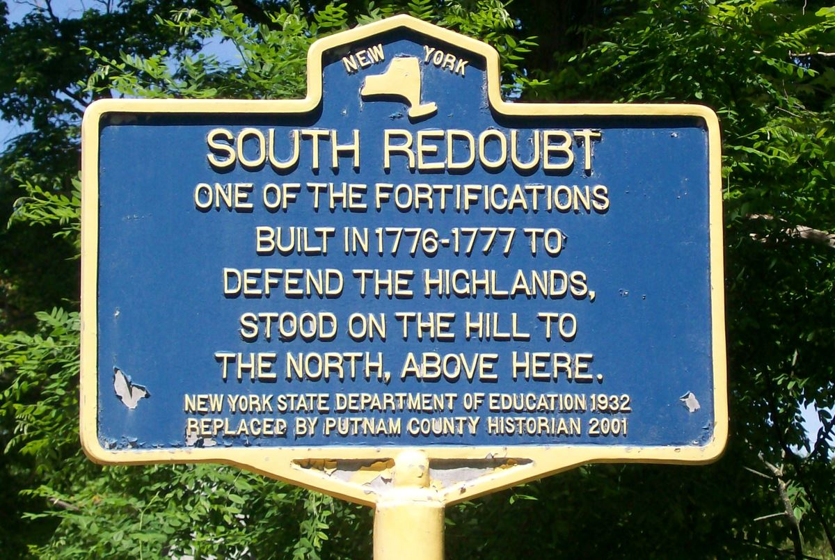 south redoubt