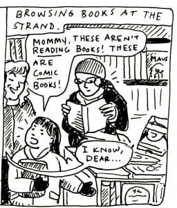 Summer Pierre comic books
