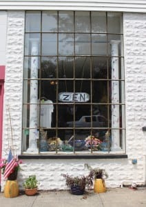 The exterior of Zen, located on Main St., Cold Spring.