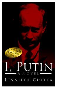 Jennifer Ciotta I, Putin book jacket - Final MEDAL