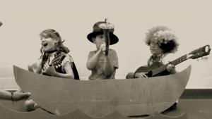 Astillfromthesilentfilmcreatedbythissummer'skids'silentfilmcamp.