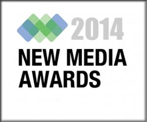 New Media Awards logo