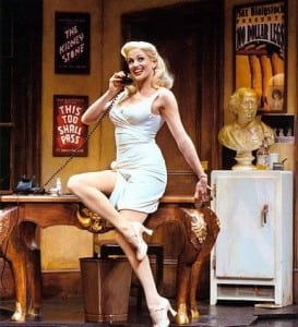Cady Huffman in The Producers