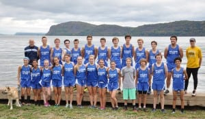 Haldane Cross Country Team — Oct. 1, Croton Point Park Meet (Photo by Peter Farrell)