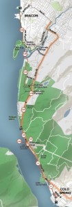 The Fjord trail proposal