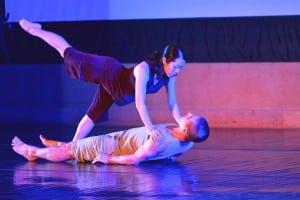 A scene from the performance (photobyMaj.HarryJones)