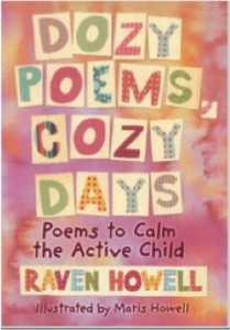 Raven Howell Dozy Poems Book Cover