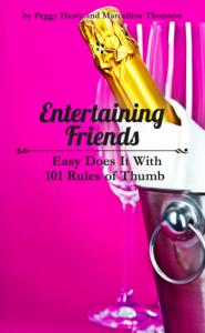 entertaining friends