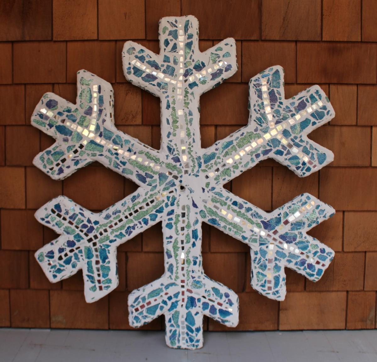 Snowflakes Galazzo