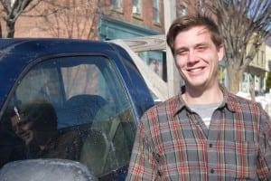ChrisDarman,24,nowheadsDarmanConstruction. (PhotobyM.Turton)