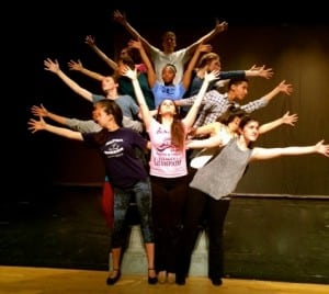 The Pippin players