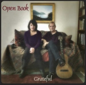 The cover of Open Book's new CD.