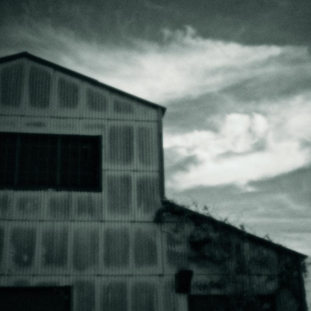 Abandoned Ordnance Repair Shop, Ft. Tilden #2