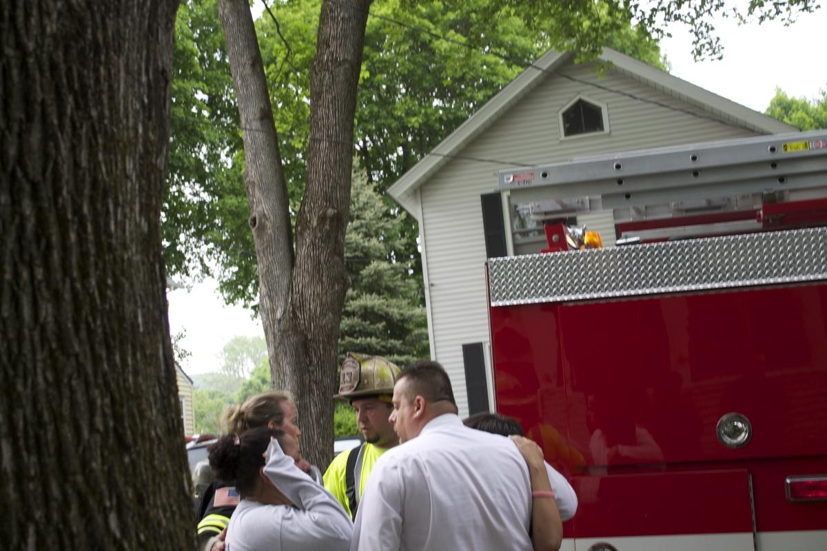 house fire parrott street