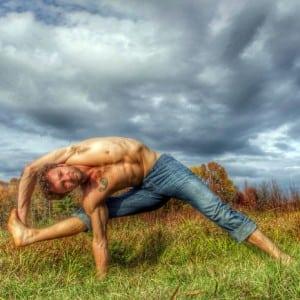 YogateacherJustinWolfer,fromSaratoga'sRiseYogo,willinstructatMAYfest. (ImagecourtesyofMeliaMarzollo)