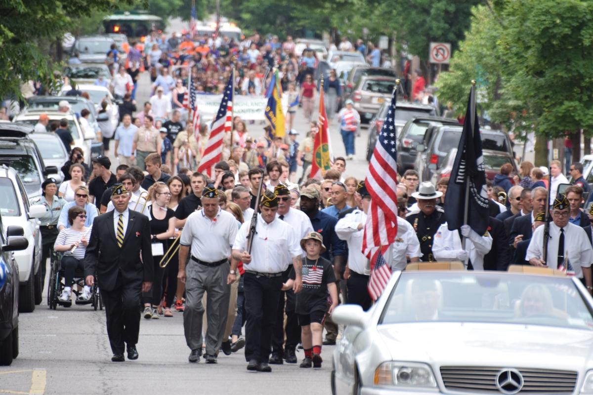 Memorial Day Parade '15