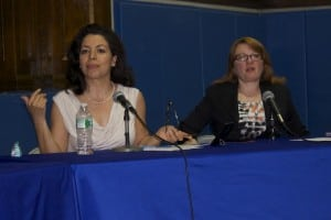 Lourdes Laifer and Laura Danilov moderated the forum.