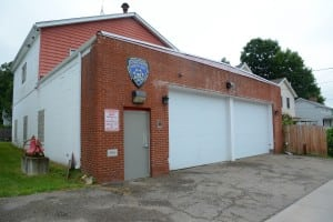 The Putnam County Sheriff's Department substation on Main Street in Nelsonville
