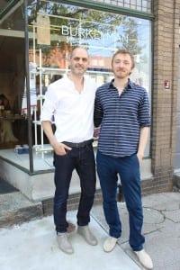 KevinBurke,left,andDavidKimelman,whotogetherformBurkelman