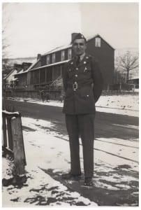 Joe Etta in Cold Spring, 1941 (Photo courtesy of Joe Etta)