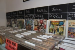 Vintage LPs, popular again, in their new home at Cold Spring Emporium