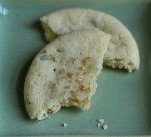 Lavenderlemoncookietasting