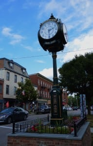 clock tower in Beacon
