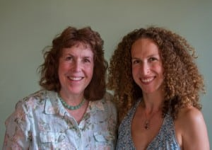 Ilene Cohen with her daughter, Cindy Cohen Hutchison (photo provided)