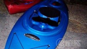 Viafore's kayak (48 Hours)
