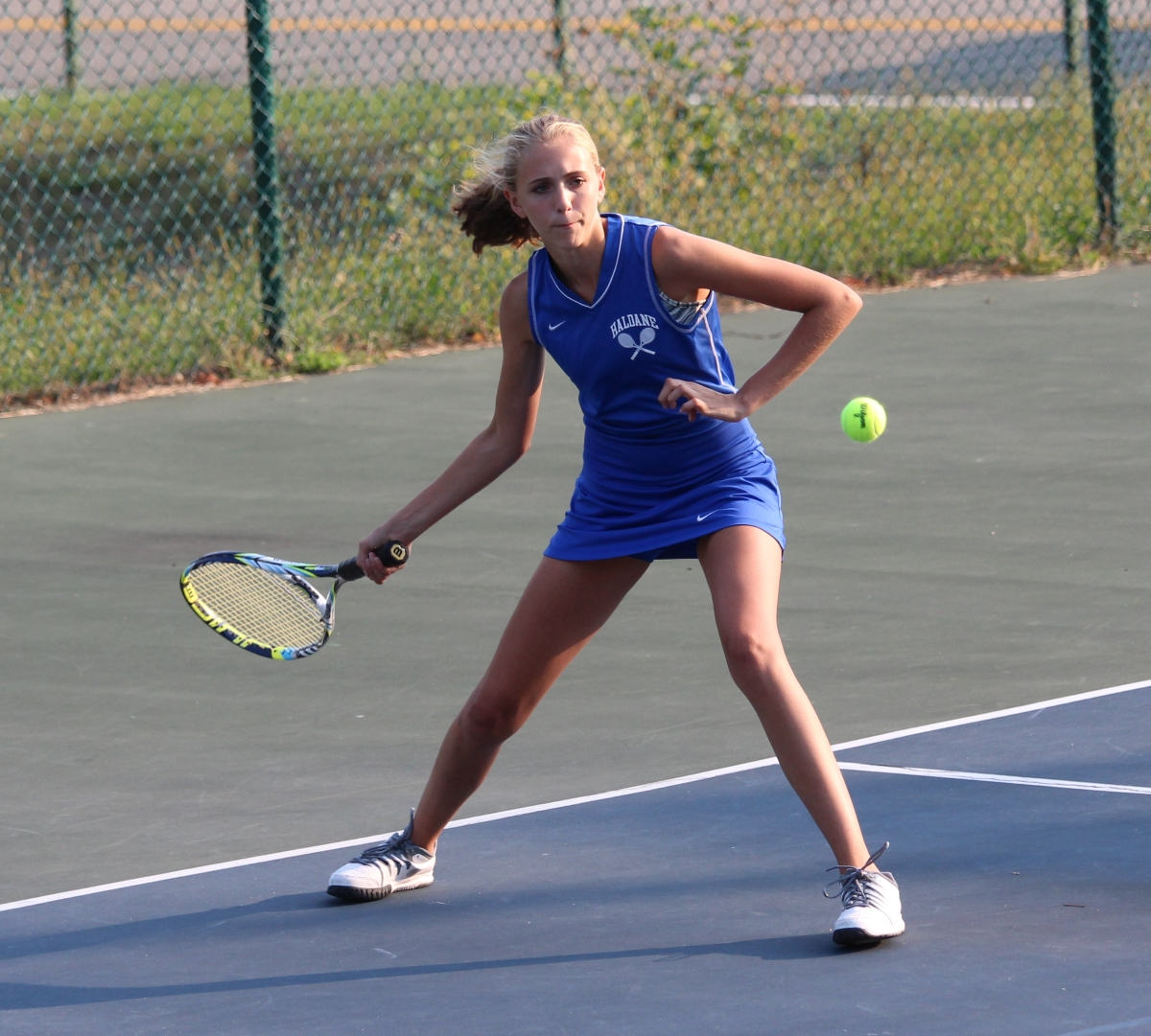 Haldane Varsity Girls Tennis Edges Beacon Highlands Current