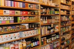 BathproductsatBeaconNaturalMarket(PhotobyA.Rooney)