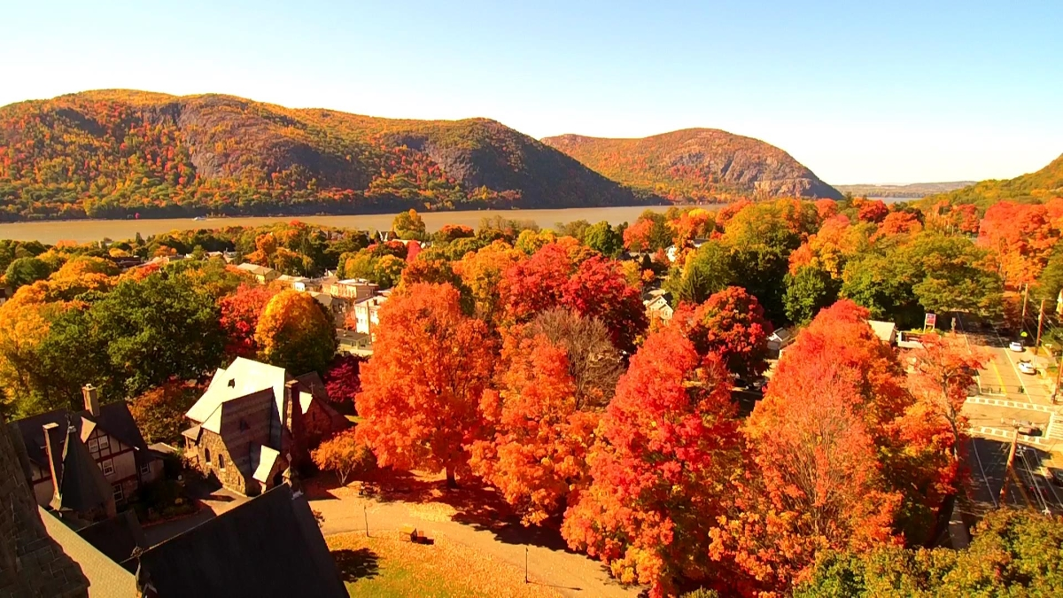 Cold Spring fall colors