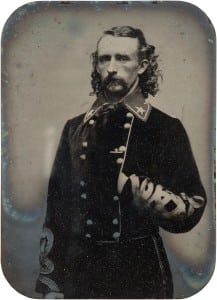Custer in 1863, by William Frank Browne