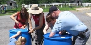 The Cornell Cooperative Extension of Putnam County is offering a rain barrel workshop on Saturday, Oct. 17 in Patterson (photo provided)