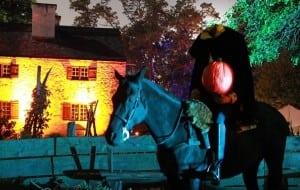 The headless horseman of Sleepy Hollow (photo provided)