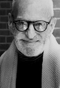 Larry Kramer (Photo by Jean Carlomusto)