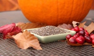 Chia seeds boast a long list of nutritional benefits and healthy goodness.