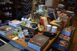 A selection of gifts at the General Store.