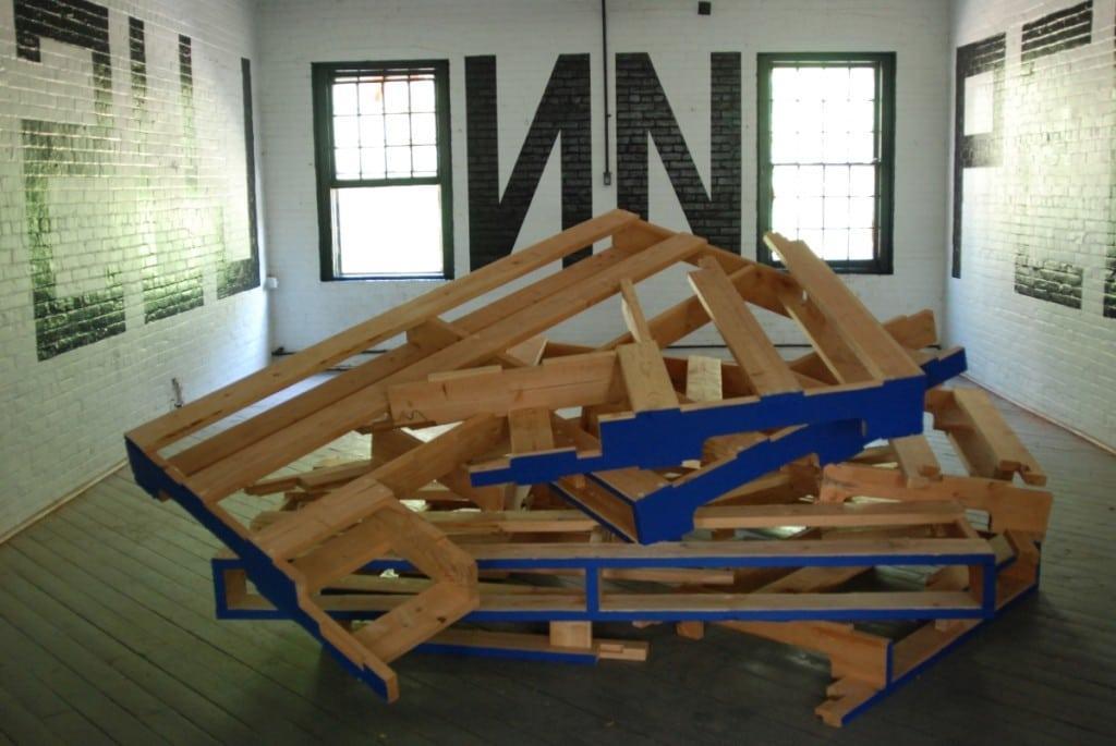 """JamesMulvaney's""""Stack""""(PhotobyCatherinePoarch)"""