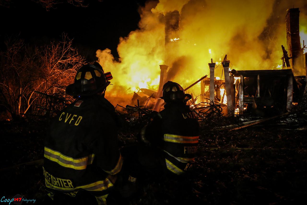 Garrison fire
