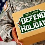Donate to Troops for Holidays