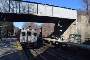 The Cold Spring railroad bridge might see repair from federal monies. (Photo by M. Turton)